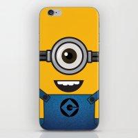 MINION! iPhone & iPod Skin