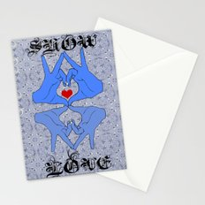 Show some love Stationery Cards