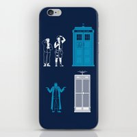 This Is Not My Time Mach… iPhone & iPod Skin
