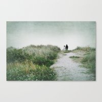 TWO. Canvas Print