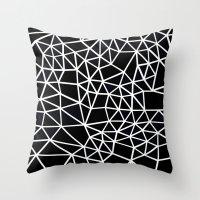 Segment Dense Throw Pillow