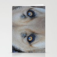 Cooper's Eyes (For Devic… Stationery Cards