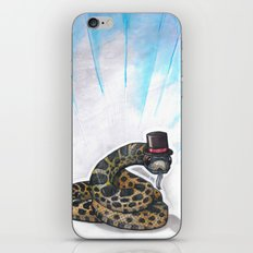 Ssssseriously iPhone & iPod Skin