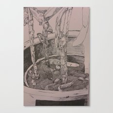 Plant Still Life 2 Canvas Print