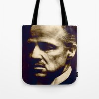 Godfather - I will make him an offer he can't refuse Tote Bag