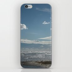 Clear mind iPhone & iPod Skin