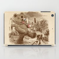 Teddy's Back! iPad Case