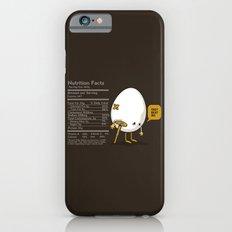 They Beat Me Slim Case iPhone 6s