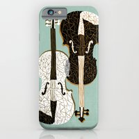 Two Violins iPhone 6 Slim Case
