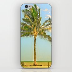 Lone Palm iPhone & iPod Skin