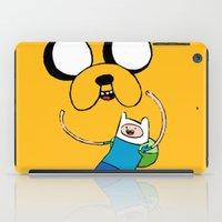 Adventure Time - FAN ART iPad Case