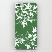 Fall Branches iPhone & iPod Skin