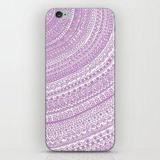 Pink Pulse o2. iPhone & iPod Skin
