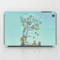 I Hear Music in Everything iPad Case