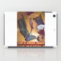 Sound Squad Anti-Vacuum … iPad Case