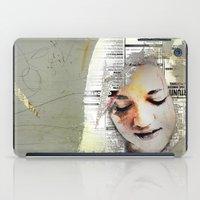 A Girl Named E iPad Case