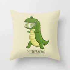 The Thesaurus Throw Pillow