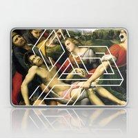 Raphael tri Laptop & iPad Skin