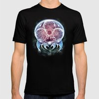 The Epic Metroid Mens Fitted Tee Black SMALL