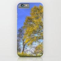 English Summertime Farm iPhone 6 Slim Case