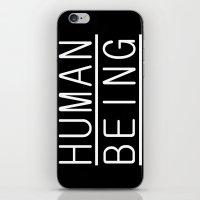 Human iPhone & iPod Skin