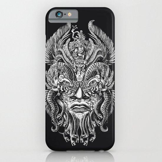 Queztalcoatl iPhone & iPod Case