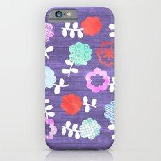 Daisy Dallop Slim Case iPhone 6s