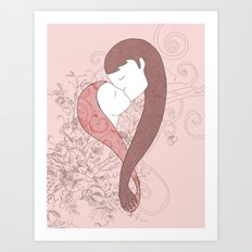 Arousal Art Print