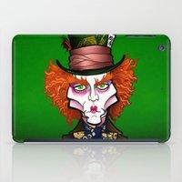 Hatter iPad Case