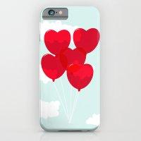 Love Balloons  iPhone 6 Slim Case
