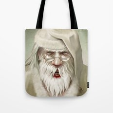 Santa's Secret Tote Bag