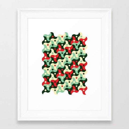 Moorish, Very (2012) Framed Art Print