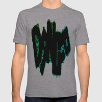 Dance Mens Fitted Tee Athletic Grey SMALL
