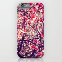 iPhone & iPod Case featuring Blossom tree by Little Miss Joey