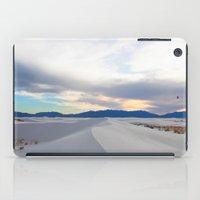 White Sands No. 2 iPad Case