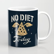 No Diet Today Mug