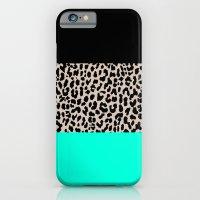 Leopard National Flag VII iPhone 6 Slim Case