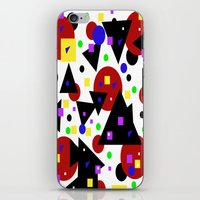 Colorful iPhone & iPod Skin