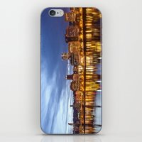 That Portland Skyline iPhone & iPod Skin