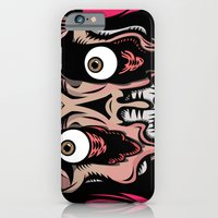 iPhone & iPod Case featuring Plastic Fantastic by illustrationsbynina
