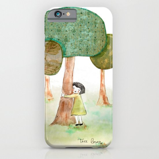 Tree Lover iPhone & iPod Case