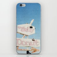 the jelly donut iPhone & iPod Skin