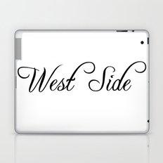 West Side Laptop & iPad Skin
