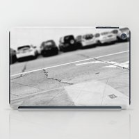 Parking iPad Case