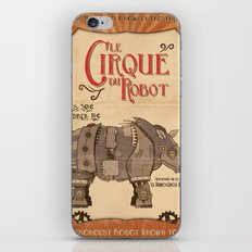Robot Circus - Rhino iPhone & iPod Skin