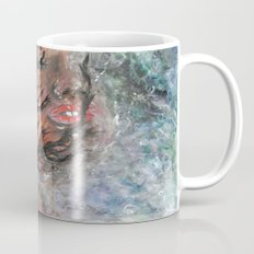 SOUS L'EAU ENCORE Mug