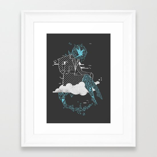Conventions Framed Art Print