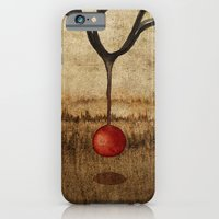 iPhone Cases featuring A Cosmic Incident by Efi Tolia