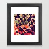 Pyynt Th'zkyy Framed Art Print