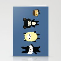 MAD MINIS  Stationery Cards